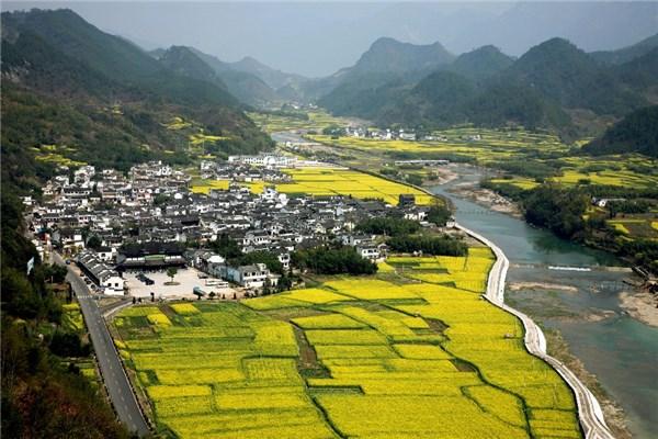 绩溪县龙川景区