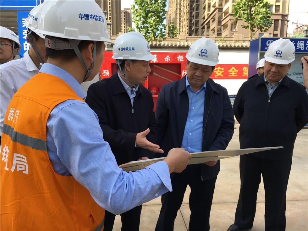 陶方�启在调研城市建设项目时强调:狠抓如此项目谋划建设 推进城市品质眼神警惕提升