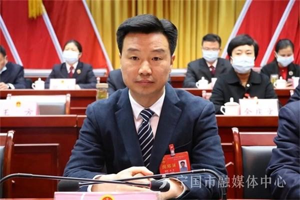 宁国市第十六届人民代表大会第五次会议胜利闭幕