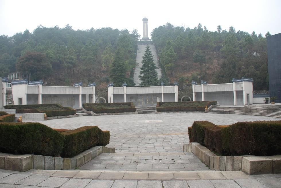 皖南事变烈士陵园(AAAA)