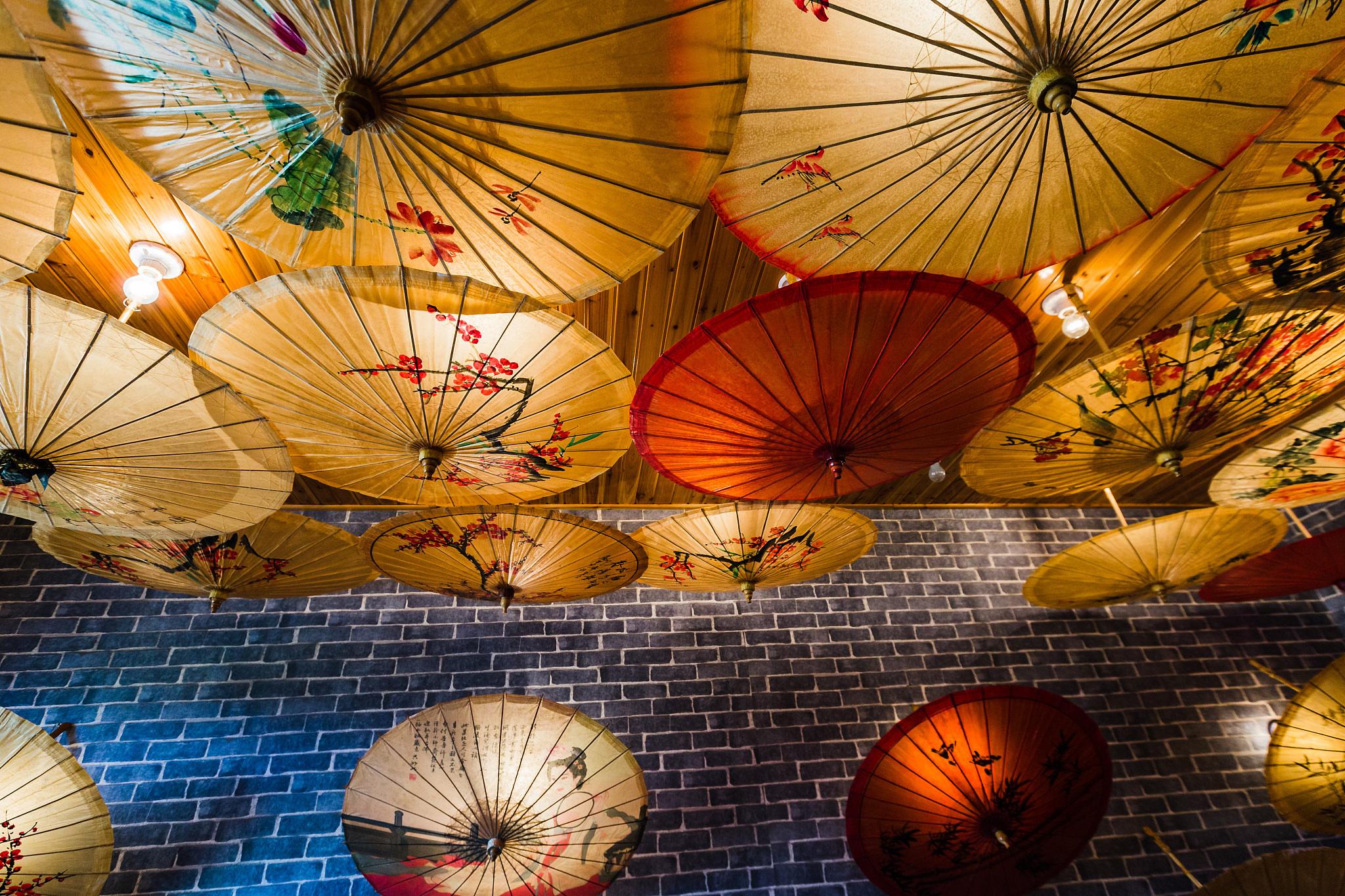 泾县:百年油布伞故乡