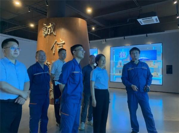 吴忠梅带队赴浙江、上海考察洽谈招商引资项目